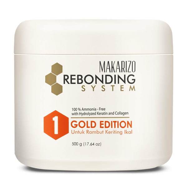 Rebonding Gold Edition 500 gr