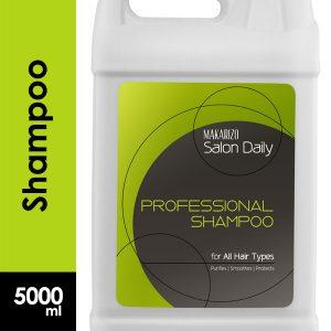 Salon Daily Professional Shampoo Jerry Can 5000ml
