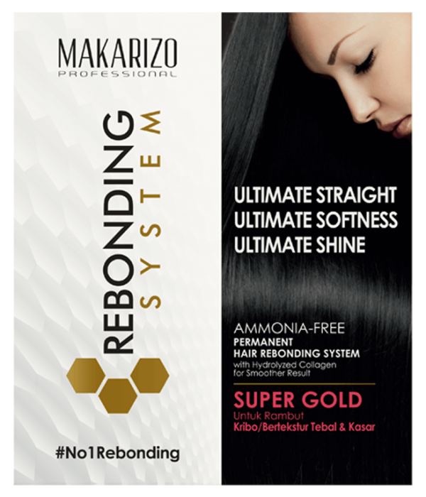 Rebonding System Monopouch Super Gold 125 ml