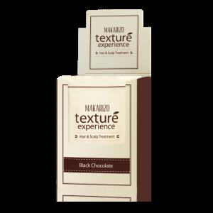 Texture Experience Hair & Scalp Cream Black Chocolate Sachet 60 g x 12