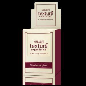 Texture Experience Hair & Scalp Cream Strawberry Yoghurt 60 g x 12