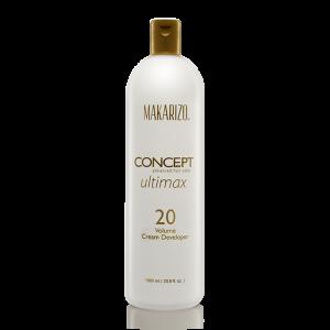 Concept Ultimax Cream Developer 20 Volume 1000 ml