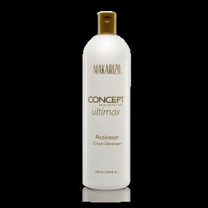 Concept Ultimax Cream Developer Activator Bottle 1000ml