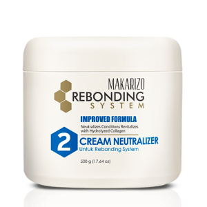 Rebonding System Neutralizer Cream Pot 500gr